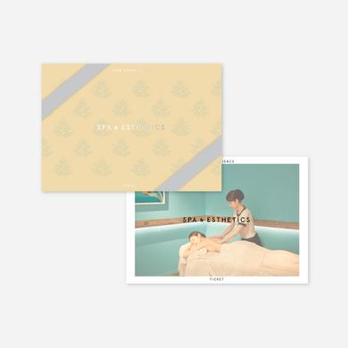 プレゼント「体験ギフト「個室スパ・エステチケット」」の写真