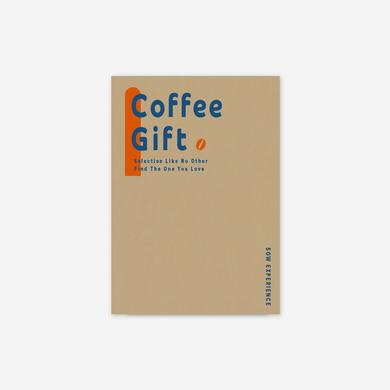 コーヒー好きの方に贈るCOFFEE GIFT