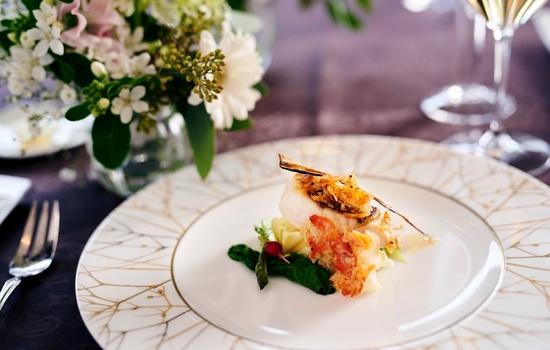 食事券特集 掲載コース「レストラン リュクセレ/太閤園」