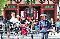 東京都台東区|人力車|浅草で楽しく人力車体験たっぷりコース
