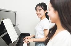 東京都足立区|ピアノ|ピアノペアレッスンコース(防音室3回レンタル付き)