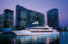 ザ・クルーズクラブ東京|東京湾ナイトクルージングコース