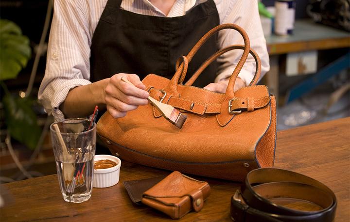 靴・バッグのメンテナンス
