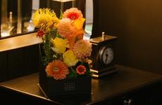 お花のプレゼント|こだわりと技術が詰まったボックスフラワー|フラワーギフト