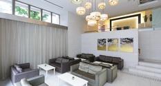 京都の漢方や金箔を材料として使うトリートメントは、ここだけで受けられるオリジナルメニューです。